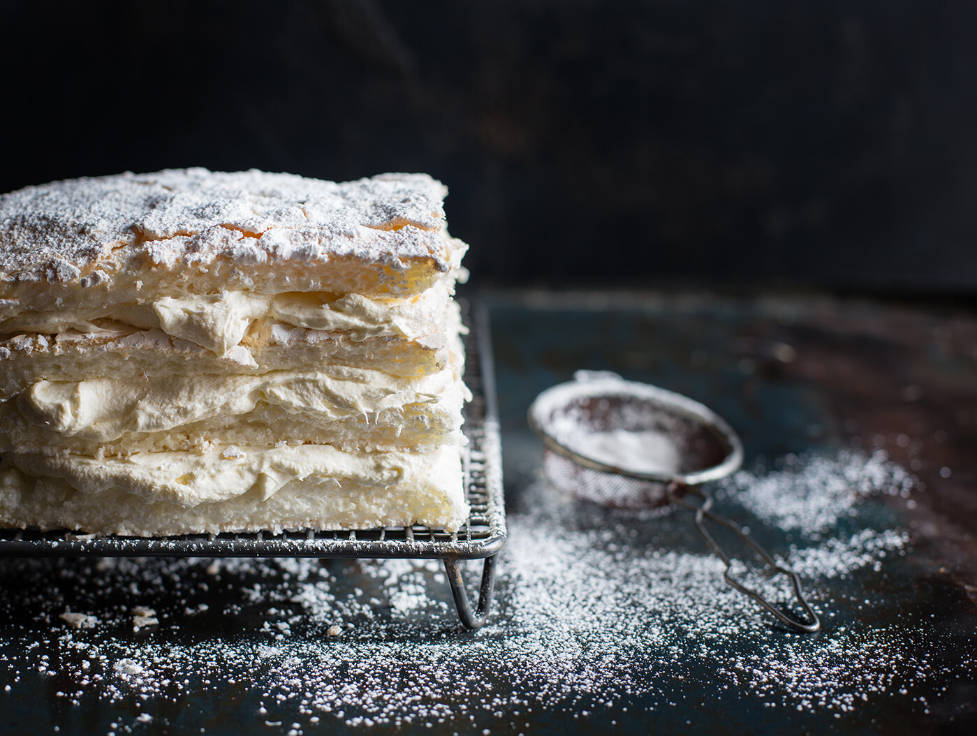 Coconut Meringue - Main Image